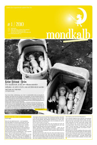Cover Mondkalb 1-2010