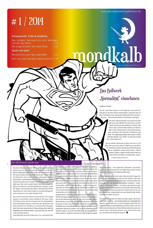 Cover Ausgabe 1-2014